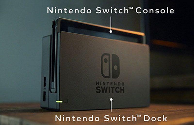 Nintendo Switch'e yakından bakalım!