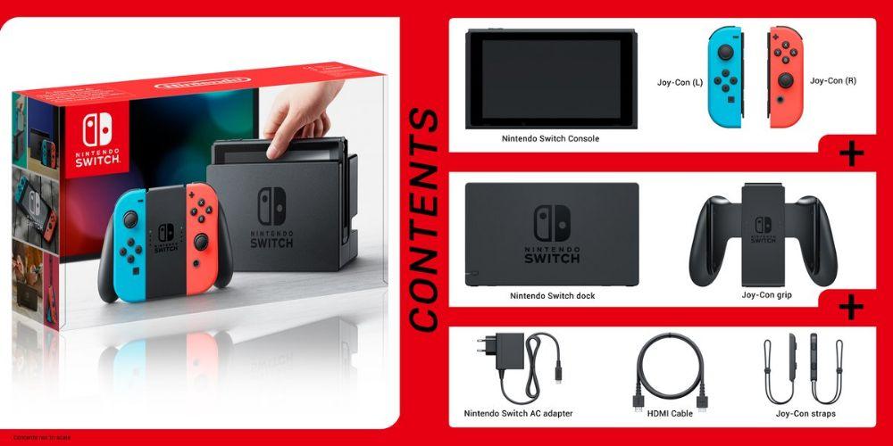 Nintendo Switch hakkında bilmeniz gereken her şey!