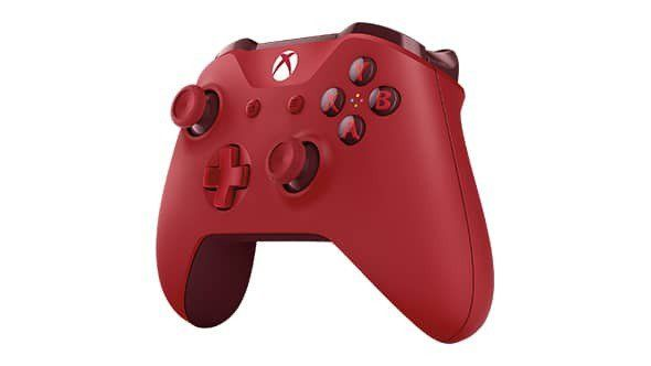 Xbox One için yeni kırmızı renkli kumanda geliyor!