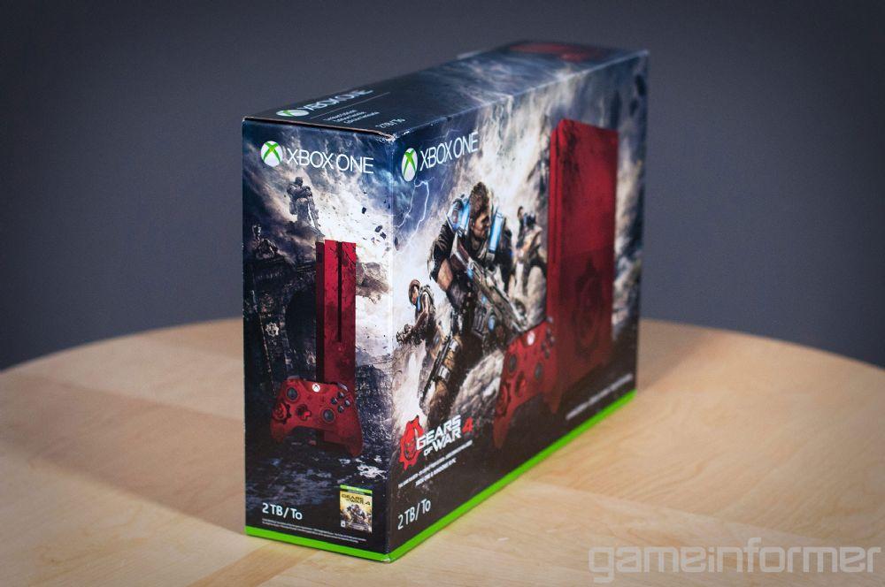 Xbox One S'in Gears of War 4 özel sürümü can yakıyor!
